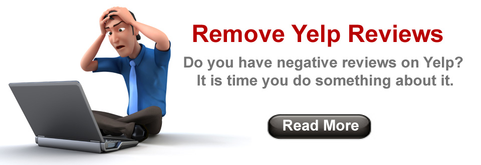 Remove Yelp Reviews