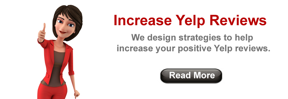 Increase Yelp Reviews